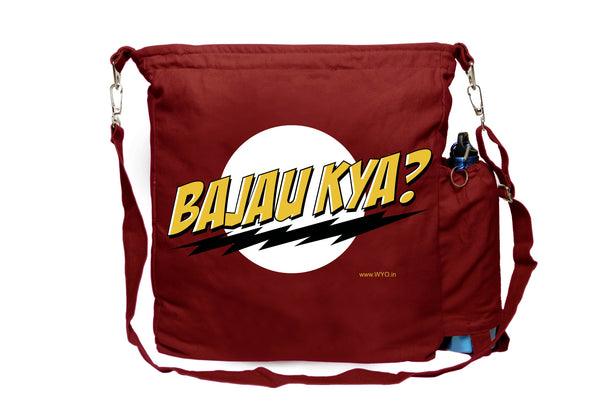 Bazinga Spoof Sling Bag -