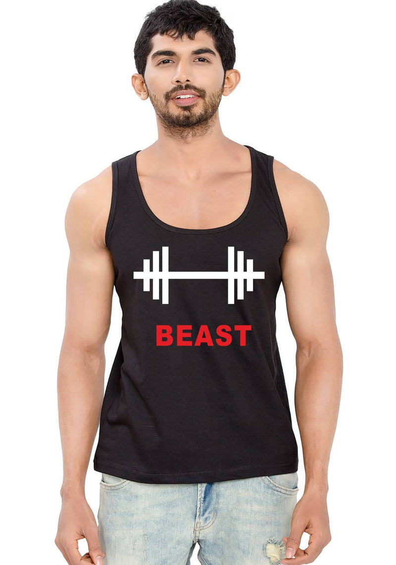 Beast Sleeveless T-Shirt