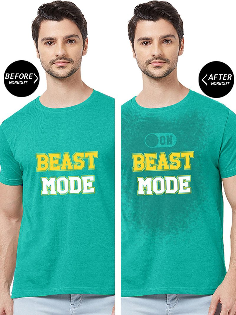 Beast Mode - Sweat Activated T-Shirt
