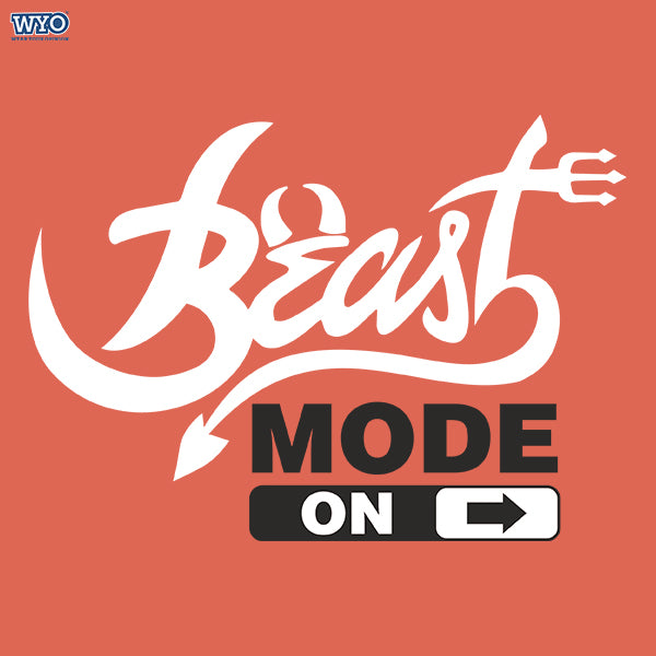 Beast Mode On (Boxer)