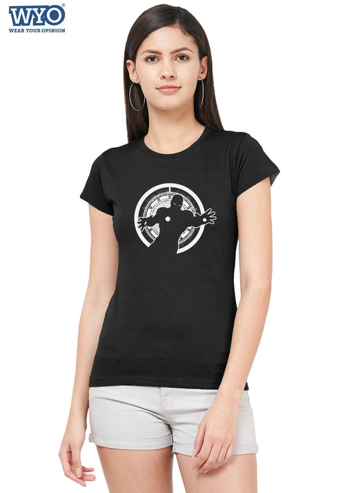 Iron Man Arc Reactor (Glow In Dark) Women Tshirt