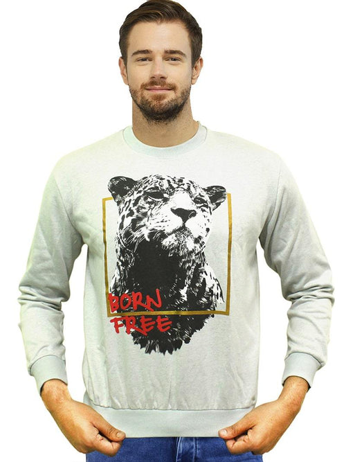 HD Born Free - Sweatshirt
