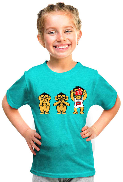 Camera Kid'S Tshirt - Wear Your Opinion - WYO.in  - 1