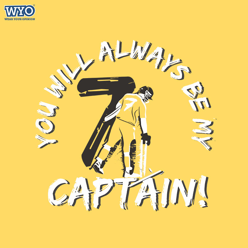 My Captain Women Tshirt