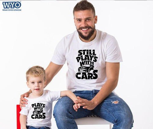 Cars - Father and Son T-Shirt