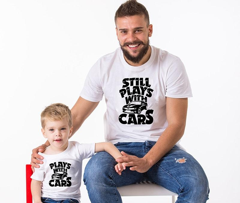 Car Play Kids T-Shirt