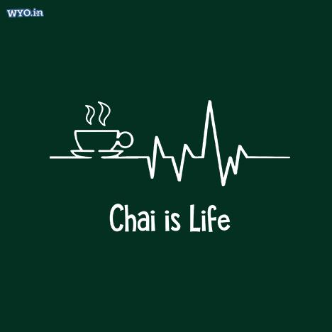 Chai Is Life Full Sleeves