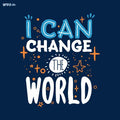 Change The World Kids T-Shirt