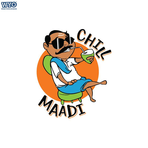 Chill Maadi Women TShirt