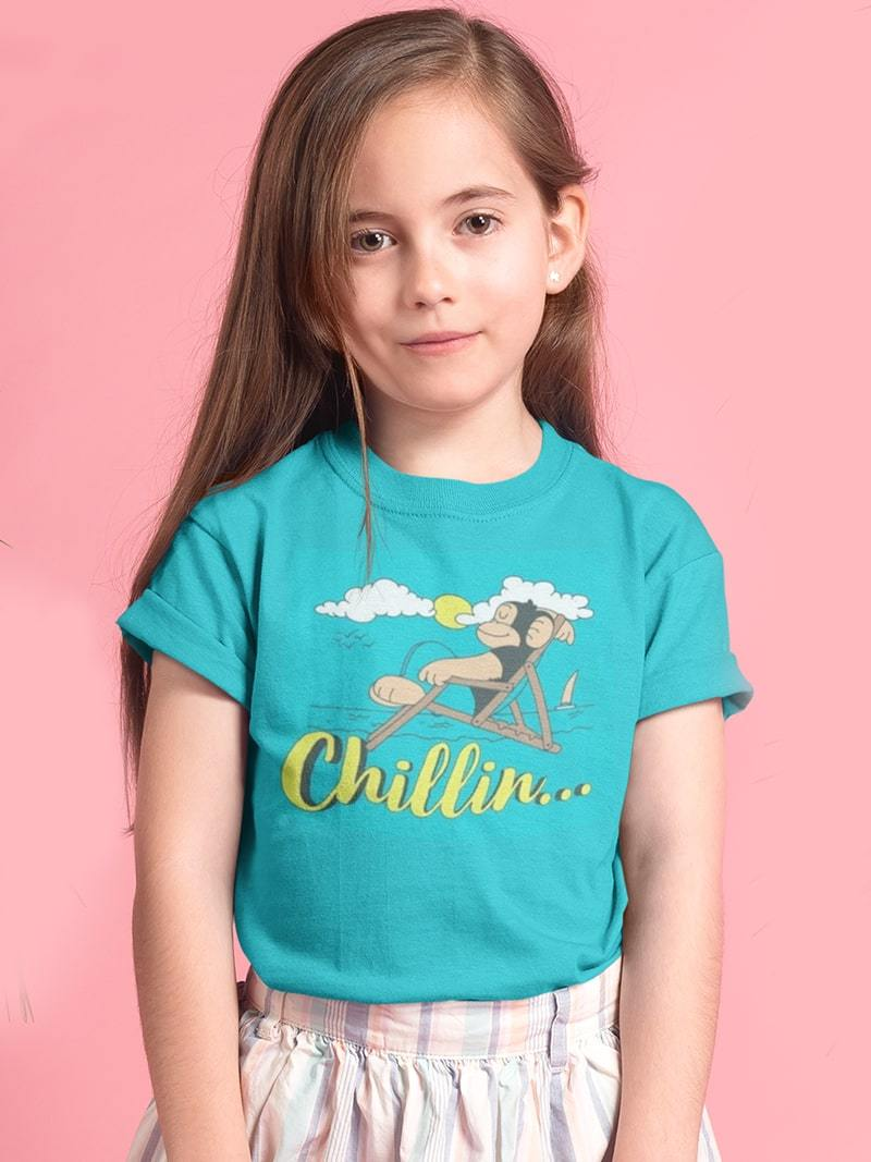 Chilling Kids T-Shirt