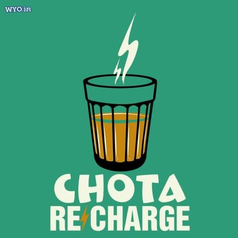 Chota Recharge T-Shirt