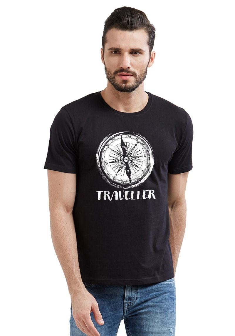 Travel Compass T-Shirt