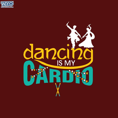 Dancing Cardio Women T-Shirt