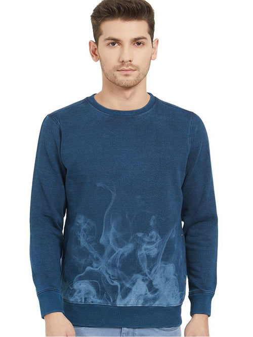 Denim Smoke - Sweatshirt