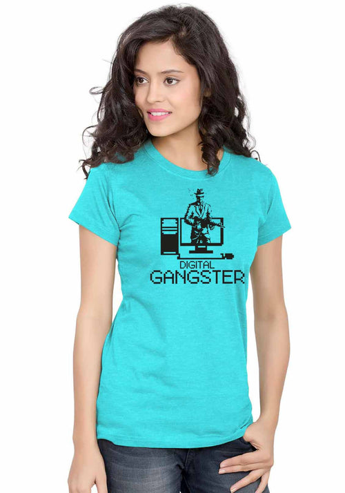 Digital Gangster Women TShirt