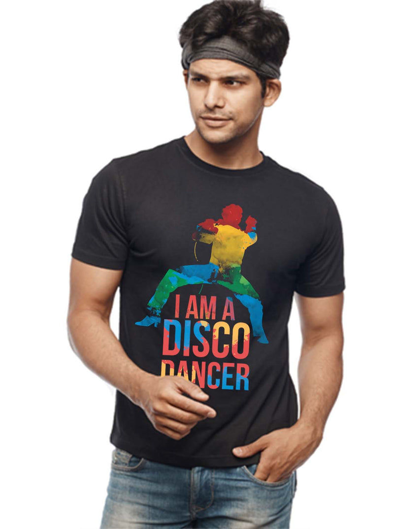 Disco Dancer T-Shirt - Wear Your Opinion - WYO.in  - 2