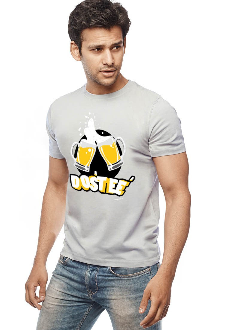 Dostee T-Shirt - Wear Your Opinion - WYO.in  - 2