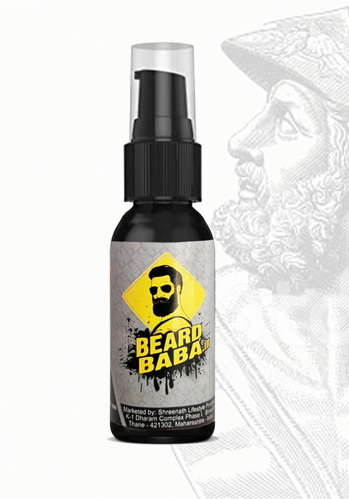 Emperor: Anti Beard Hairfall Oil 50ml
