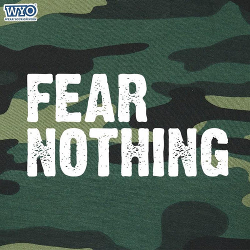 Fear Nothing Women T-Shirt