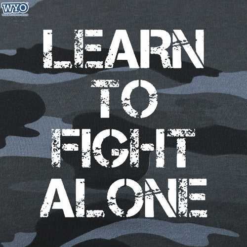 Fight Alone T-Shirt