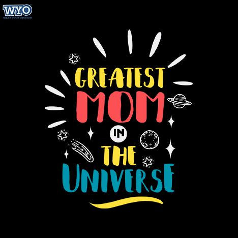Greatest Mom Women T-Shirt
