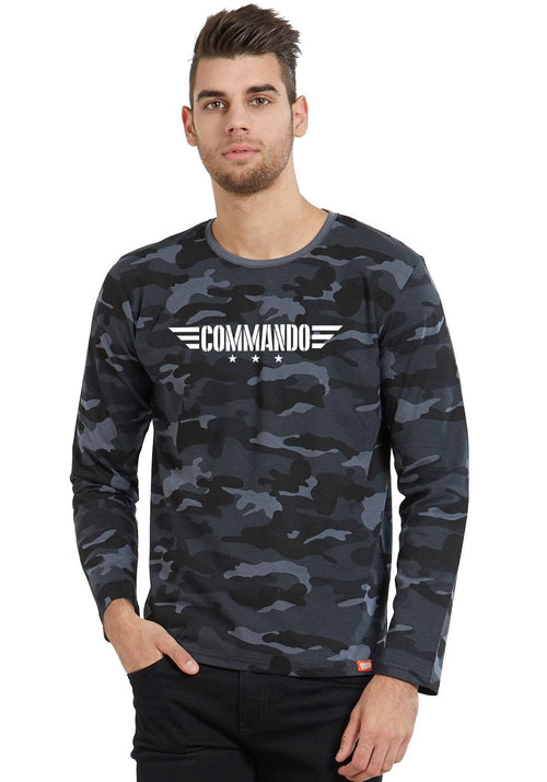 Commando - Full Sleeves