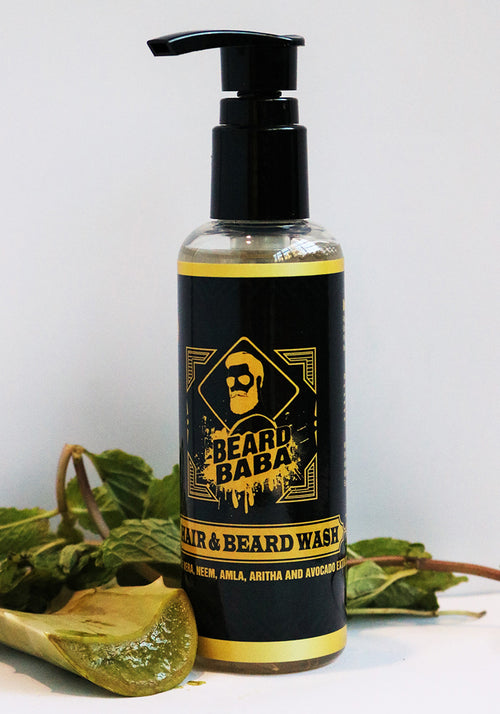 Hair & Beard Wash