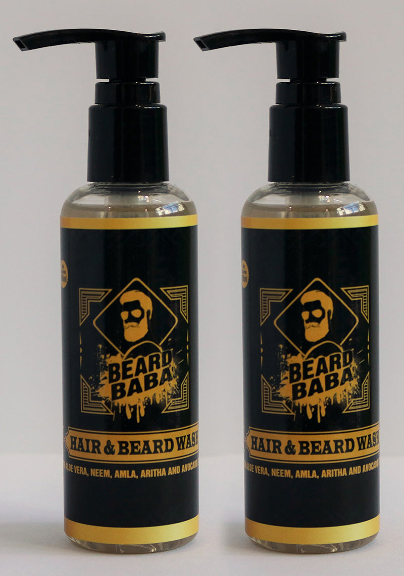 Hair & Beard Wash  - 2