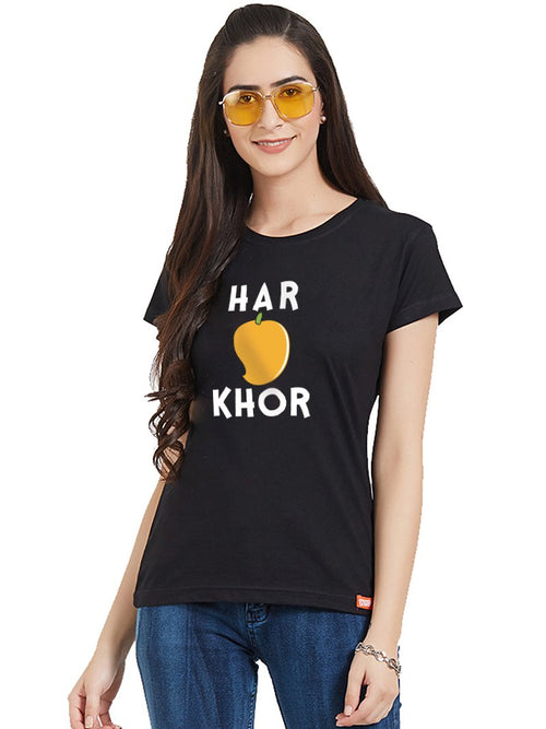 Haramkhor Women T-Shirt