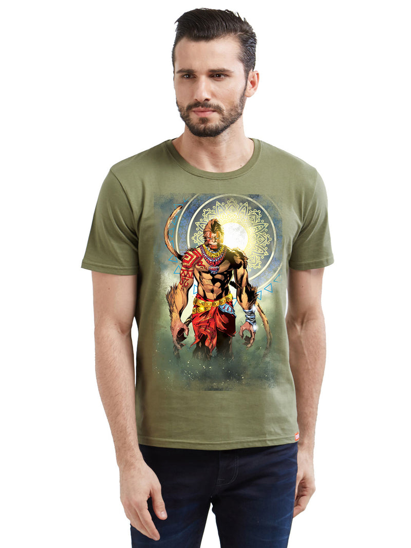 Holy Cow Hanuman T-Shirt