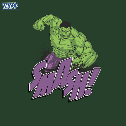 Hulk Jump Smash Kids T-Shirt