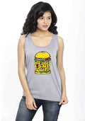 Hungry Sleeveless T-Shirt
