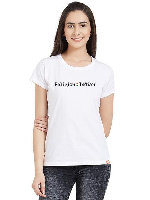 Indian Women T-Shirt