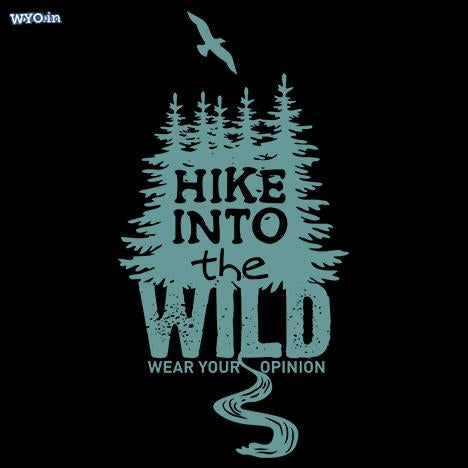 Into the Wild Women T-Shirt