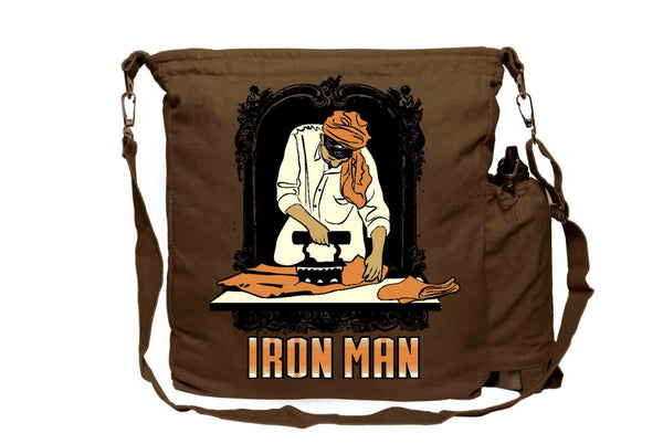 Iron Man Sling Bag - Wear Your Opinion - WYO.in