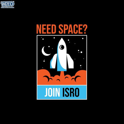 Need Space T-Shirt