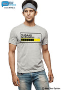 Jugaad In Progress T-Shirt - Wear Your Opinion - WYO.in  - 4