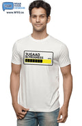 Jugaad In Progress T-Shirt - Wear Your Opinion - WYO.in  - 2