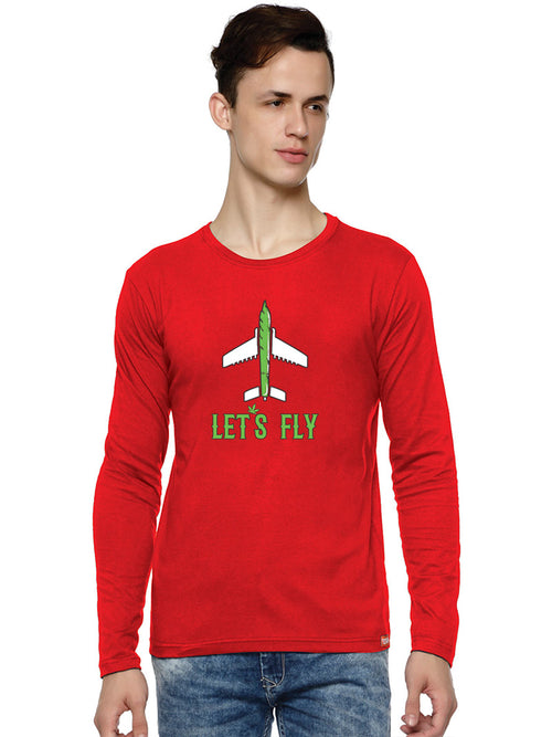 Let's Fly - Full Sleeves