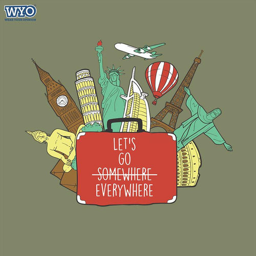 Go Everywhere T-Shirt