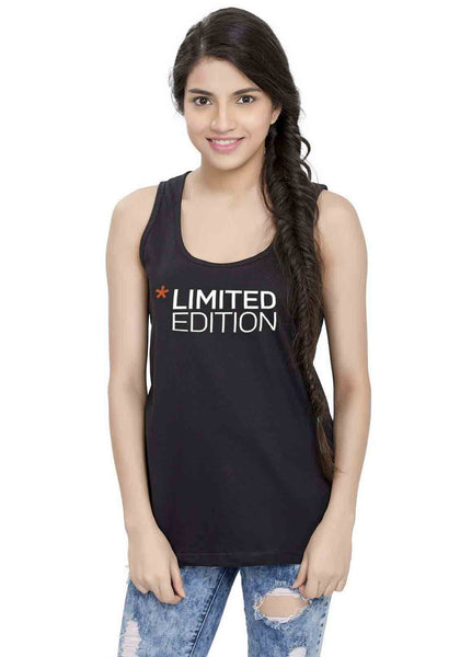 Limited Edition Sleeveless T-shirt
