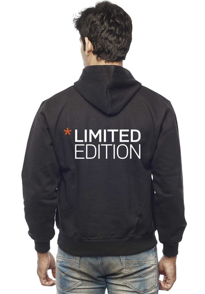 Limited Edition Back Print Zipper Sweatshirt - Wear Your Opinion - WYO.in  - 1