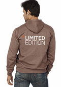 Limited Edition Back Print Zipper Sweatshirt - Wear Your Opinion - WYO.in  - 2