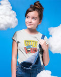 Little But Loud Kids T-Shirt