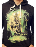 Lord Shiva Front Print Sweatshirt - Wear Your Opinion - WYO.in  - 4