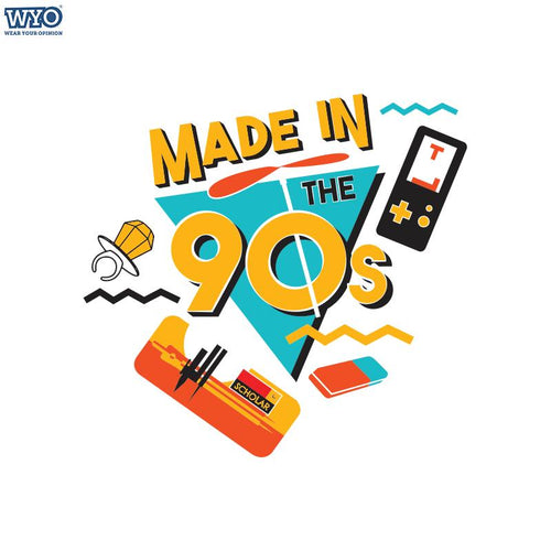 Made In The 90s Women T-Shirt