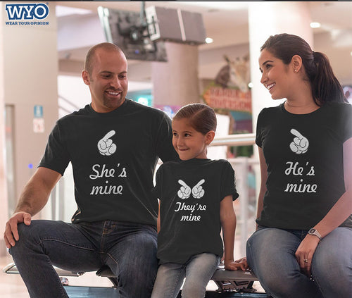 Mine - Family Tees