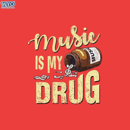 Music Pill T-Shirt