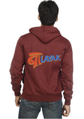 Nalayak Back Print Zipper Sweatshirt - Wear Your Opinion - WYO.in  - 5
