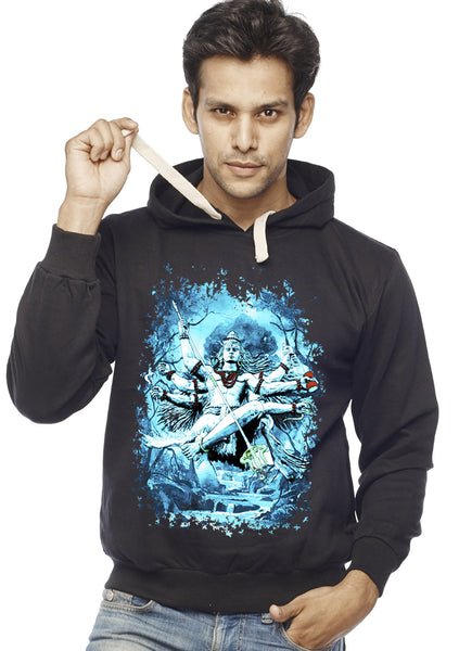 Natraj Front Print Sweatshirt - Wear Your Opinion - WYO.in  - 1